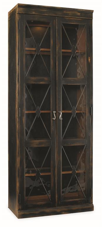 Sanctuary Thin display cabinet