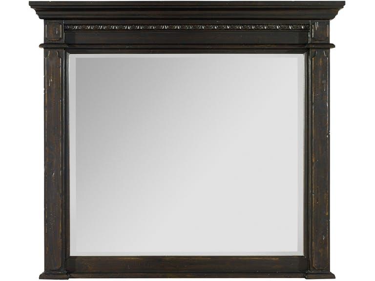 Treviso Mantle landscape mirror